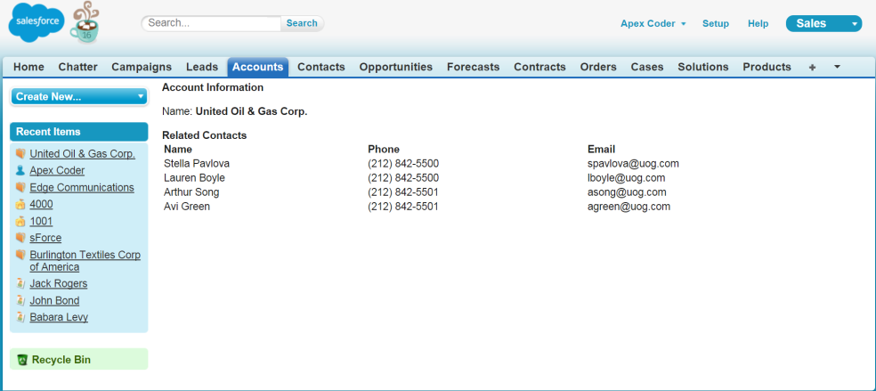 AccountWithContacts