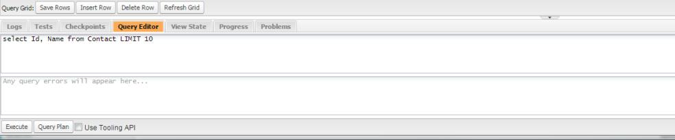 dc-query-editor